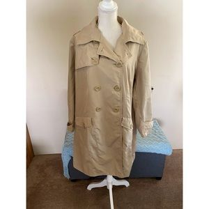 Avenue Trench Coat Size 22/24
